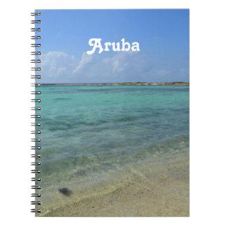 Aruban Beach Notebooks