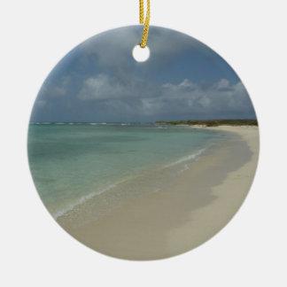 Aruban Beach Ornament