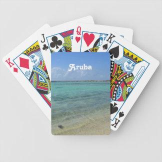 Aruban Beach Card Decks