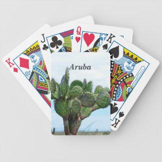Aruban Cactus Deck Of Cards