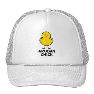 Aruban Chick Mesh Hats