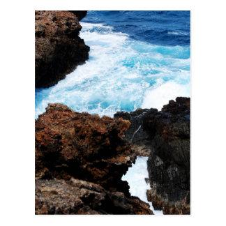 Aruban Coast Postcard