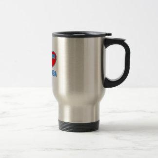Aruban designs coffee mug