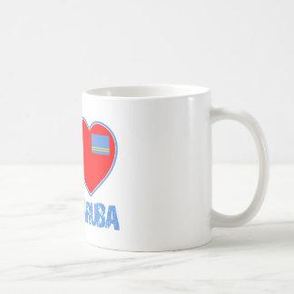 Aruban designs mug