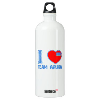 Aruban designs SIGG traveller 1.0L water bottle