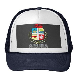 Aruban Emblem Hats