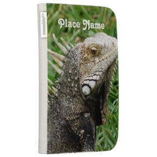 Aruban Lizard Case For Kindle
