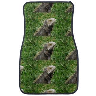 Aruban Lizard Floor Mat