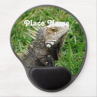 Aruban Lizard Gel Mouse Pad