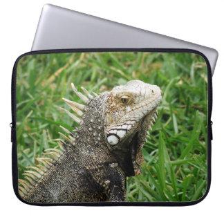 Aruban Lizard Computer Sleeve