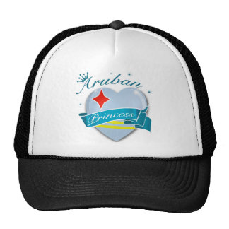 Aruban Princess Hats