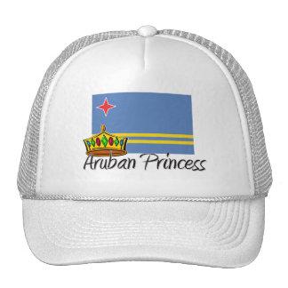 Aruban Princess Mesh Hat