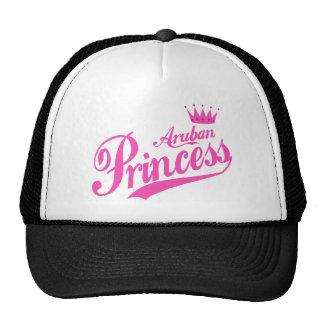 Aruban Princess Trucker Hat