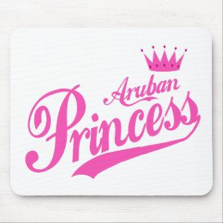 Aruban Princess Mousepad