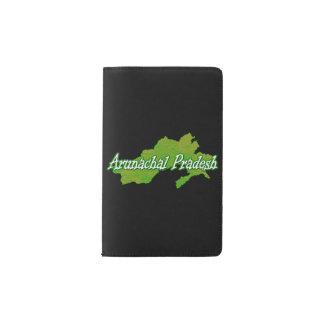 Arunachal Pradesh Pocket Moleskine Notebook