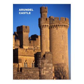 Arundel Castle Postcard
