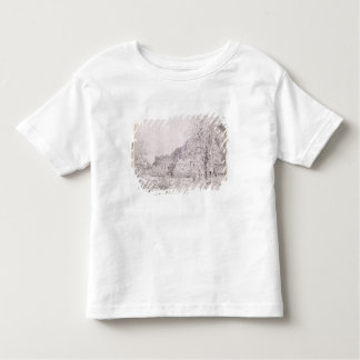 Arundel Mill and Castle, 1835 (drawing) Tshirts