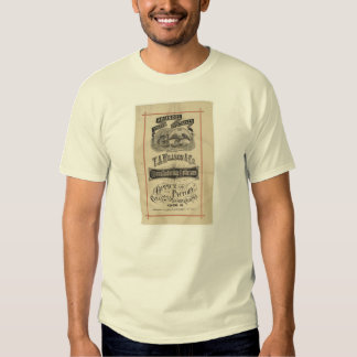 Arundel Tinted Spectacles T-Shirt