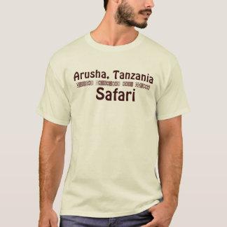 Arusha, Tanzania - BWR T-Shirt