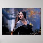 Arwen Looking Back Print