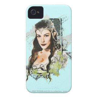 ARWEN™ Vector Collage iPhone 4 Case