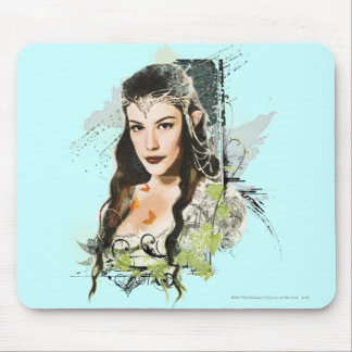 ARWEN™ Vector Collage Mouse Mat