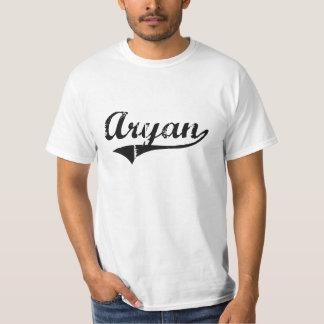 Aryan Classic Style Name T-Shirt