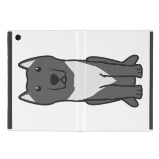 Aryan Molossus Dog Cartoon iPad Mini Cover