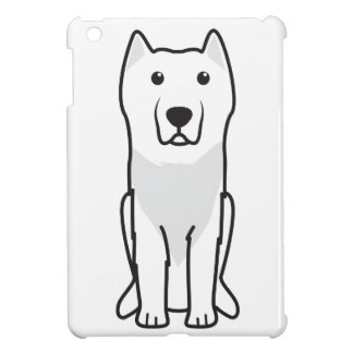 Aryan Molossus Dog Cartoon iPad Mini Cases