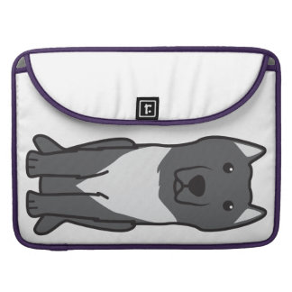 Aryan Molossus Dog Cartoon MacBook Pro Sleeve