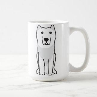 Aryan Molossus Dog Cartoon Coffee Mugs