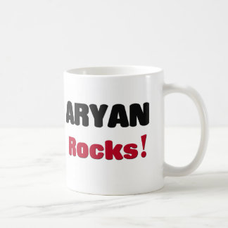 Aryan Rocks Mugs