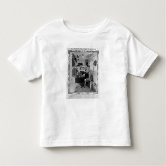 """As Aboard the Wrecked """"Titanic"""" Toddler T-Shirt"""