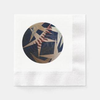 As American as..... Disposable Serviette