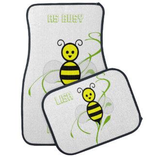 As Busy As A Bee Car Mats Car Mat