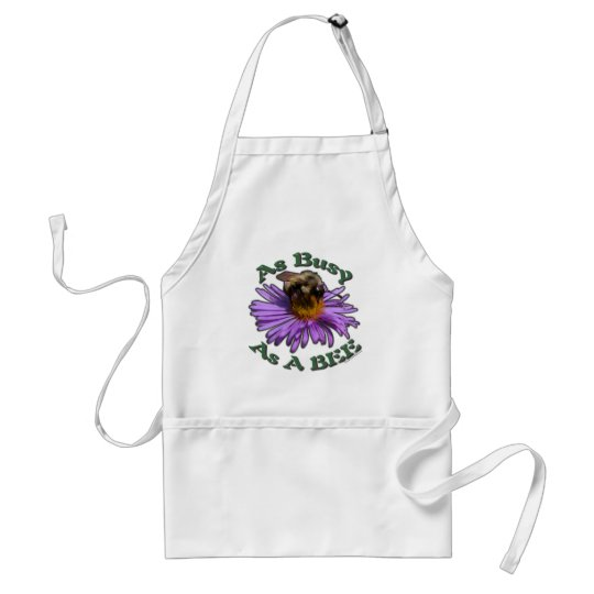 As Busy As A BEE Standard Apron