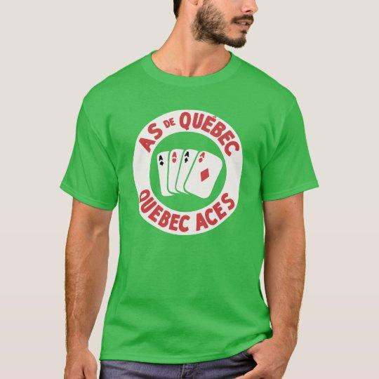 As de Québec T-Shirt