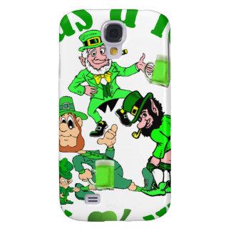 As drunk as a leprechaun galaxy s4 case