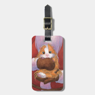 As for Nile the Gift present guinea pig Luggage Tag