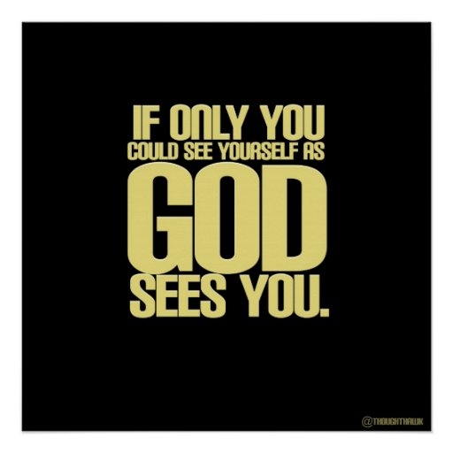 As God Sees You Poster