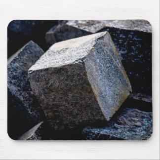 As Hard As Granite Mouse Pad
