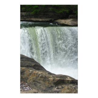 As I saw the falls Personalised Stationery