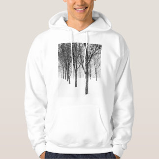 as I side with trees Hoodie