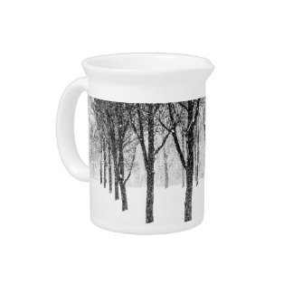 as I side with trees Pitcher