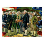 As it was in the Beginning ... 4th of July Postcard