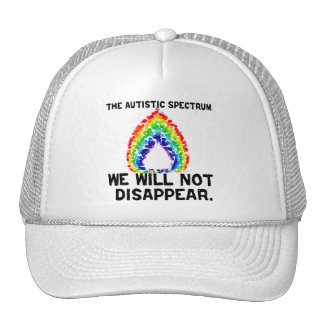 AS: Not Disappear Hats