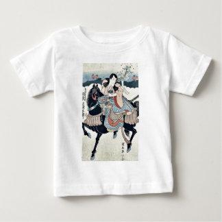 As Satsumanokami Tadanori by Utagawa,Kuniyasu Tee Shirt