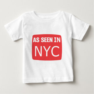 As Seen in NYC T-shirts