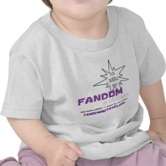 As Seen On Fandom In Stitches Tee Shirt