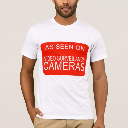 As Seen On T-Shirt